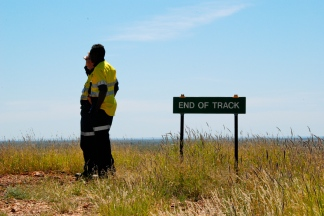 End Of Track The Tanami
