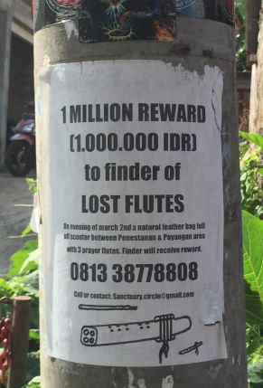 lost flutes