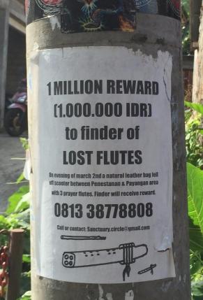lost flutes